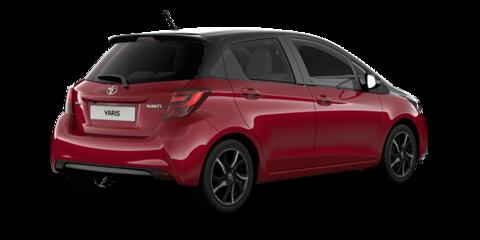 Yaris 5d Hatchback 1.33 Dual VVT-i Style Plus Multidrive S