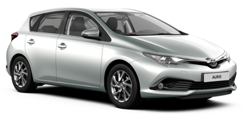 Auris 5d Hatchback 1.6 Valvematic Active Fleet M/T