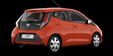AYGO 5d Hatchback 1.0 VVT-i x-play MMT