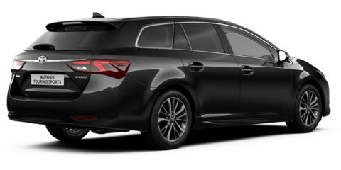 Avensis Touring Sports 2.0 Valvematic Active Plus Multidrive S