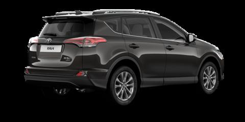 RAV4 SUV 2.0 Valvematic Luxury Plus 4WD Multidrive S