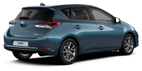 Auris 5d Hatchback 1.6 Valvematic Active Plus Multidrive S