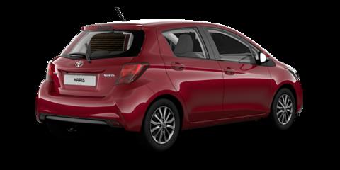 Yaris 5d Hatchback 1.33 Dual VVT-i Active Plus Multidrive S