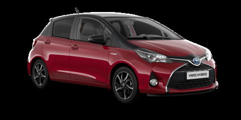 Yaris Hybrid 5d Hatchback 1.5 HSD Style e-CVT