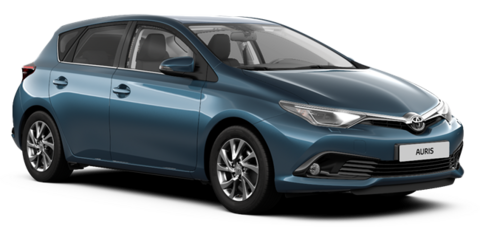 Auris 5d Hatchback 1.6 Valvematic Active Plus M/T