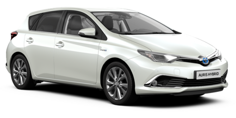 Auris Hybrid 5d Hatchback 1.8 HSD Luxury e-CVT