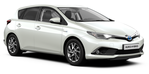 Auris Hybrid 5d Hatchback 1.8 HSD Active Plus e-CVT
