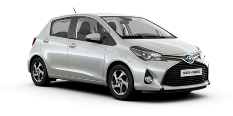 Yaris Hybrid 5d Hatchback 1.5 HSD Active Plus e-CVT