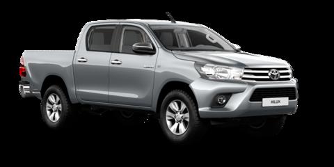 Hilux Double Cab 2.4 D-4D Active 4WD A/T