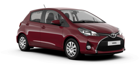 Yaris 5d Hatchback 1.33 Dual VVT-i Active Multidrive S