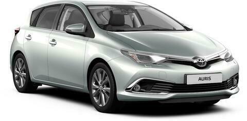 Auris, 1.8 1.8 VVT-i Hybrid Synergy Drive, 73 kw, automaat, ACTIVE