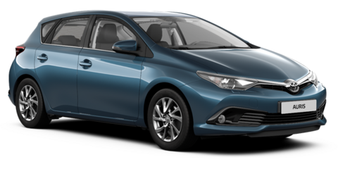 Auris 5d Hatchback 1.6 Valvematic Active Multidrive S