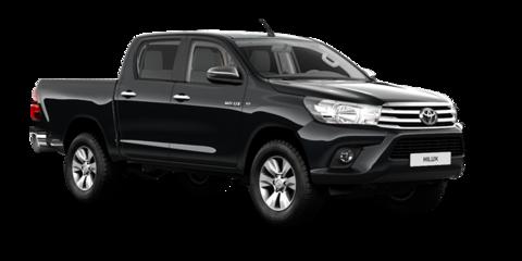 Hilux Double Cab 2.4 D-4D SR 4WD A/T