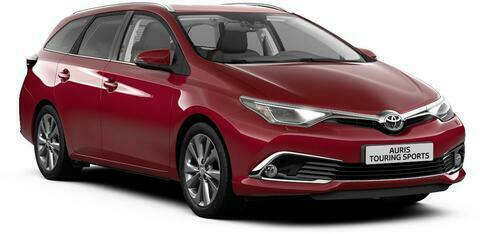 Auris Touring Sports, 1.6, 97 kw, automaat, ACTIVE PLUS STYLE