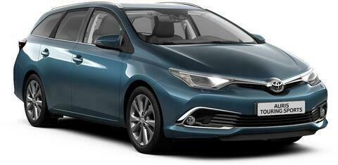 Auris Touring Sports 116 automaat Activ Plus