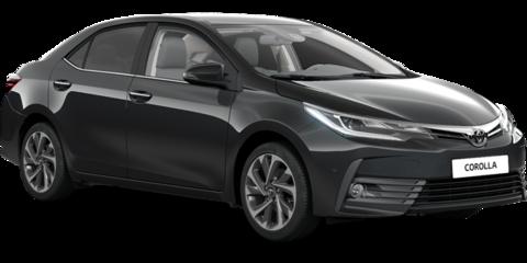 Corolla Sedan 1.6 Valvematic Luxury Multidrive S