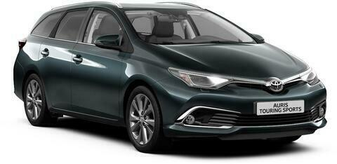 Auris Touring Sports, 1.8, 73 kw, automaat, ACTIVE