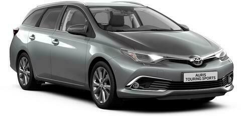 Auris Touring Sports, 1.6, 97 kw, automaat, ACTIVE