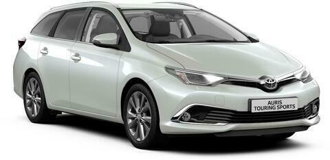 Auris Touring Sports, 1.8, 100 kw, automaat, ACTIVE PLUS