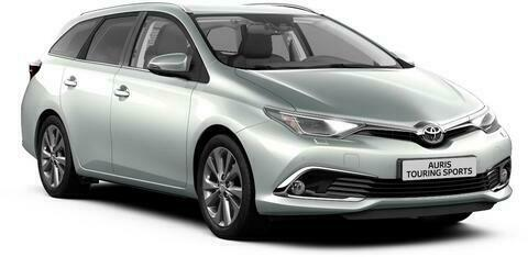 Auris Touring Sports 1.6 Valvematic Active Plus Multidrive S