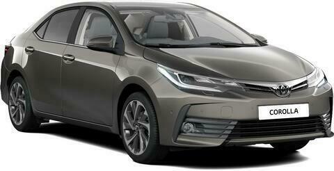 Corolla, 1.6, 97 kw, automaat, ACTIVE PLUS