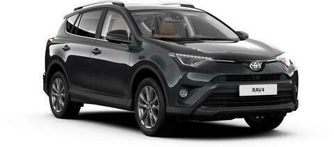 RAV4, 2.5, 114 kw, automaat, LUXURY PLUS