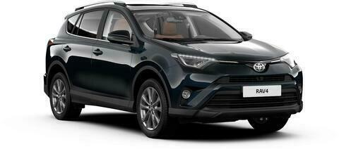RAV4, 2.0, 112 kw, automaat, LUXURY