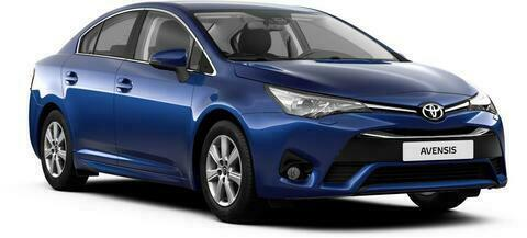 Avensis, 1.8, 108 kw, automaat, ACTIVE PLUS
