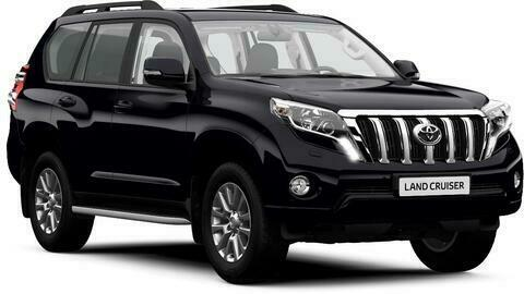Land Cruiser, 2.8, 130 kw, automaat, LUXURY