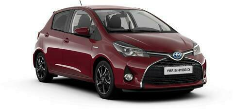 Yaris, 1.5, 55 kw, automaat, ACTIVE PLUS