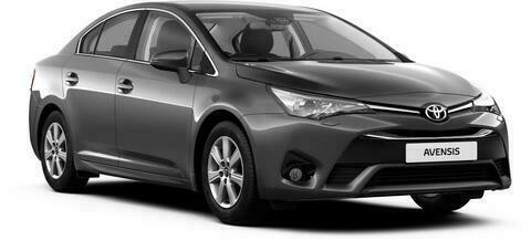 Avensis, 1.8 Valvematic, 108 kw, automaat, ACTIVE PLUS